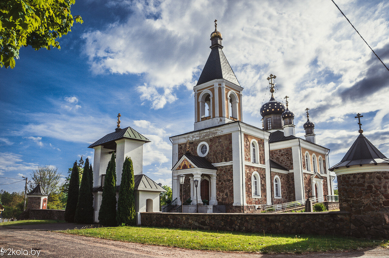 Церковь в Почапово